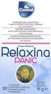 Relaxina Panic 20 Tabl. 16g Cosval