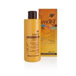 Sanotint Balsamo Colourcare Farbschutz-Spülung für gefärbtes und gebeleichtes Haar 200ml*